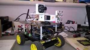 Robot Jeep